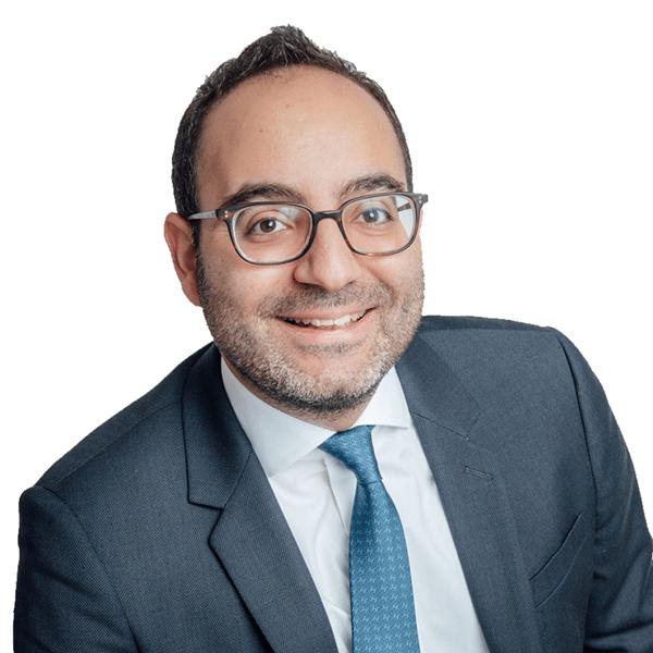 Elie Korkmaz headshot